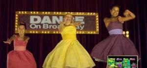 Dance on Broadway! (Wii)