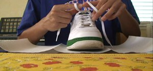 Tie your shoelaces faster
