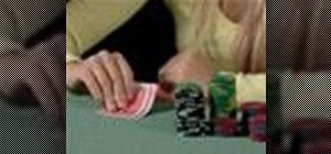 Read poker tells