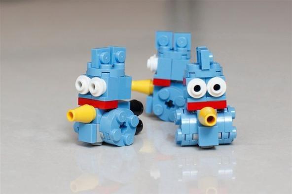 LEGO x Angry Birds