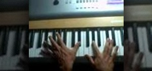 "Play ""Viva la Vida"" by Coldplay on piano"