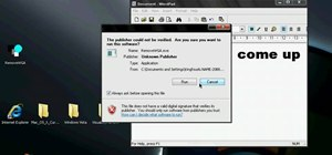 Get rid of Windows Genuine Software notification