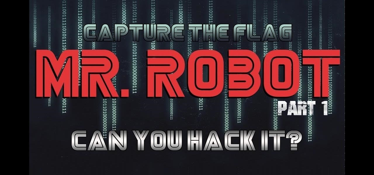 Mr Robot Capture the Flag Walk Through « Null Byte
