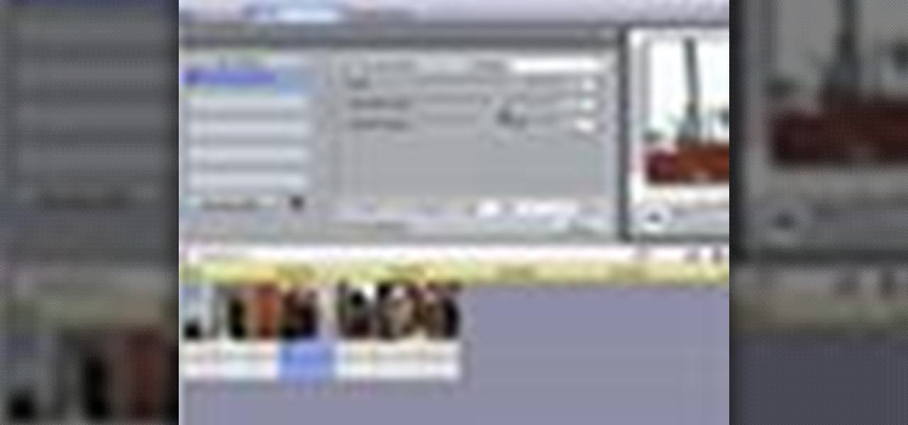 How to Pan zoom in slow motion in Pinnacle Studio