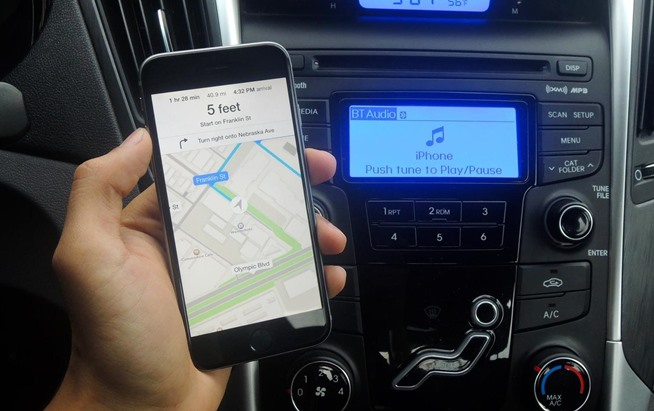 Automatically Pause Music During Spoken Maps Directions on Your iPhone