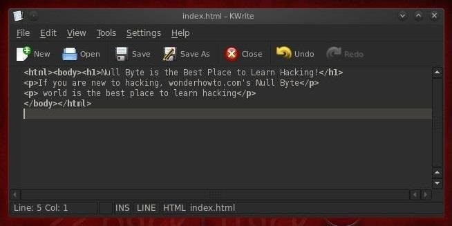 Hack Like a Pro: Linux Basics for the Aspiring Hacker, Part 11 (Apache Web Servers)
