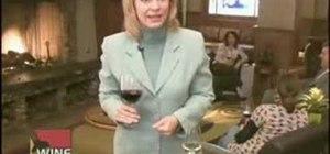 Taste wine like a wine expert