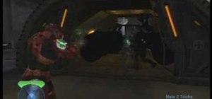 Make a black warthog on Halo 2
