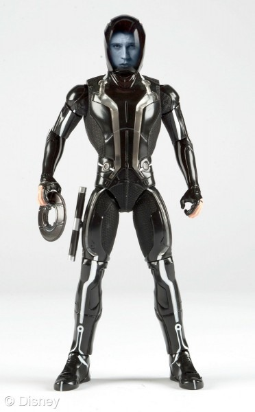Preview of TRON: Legacy action figures
