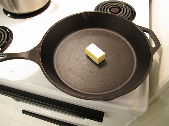 How to Add a Non-Stick Surface to a Cast Iron Skillet