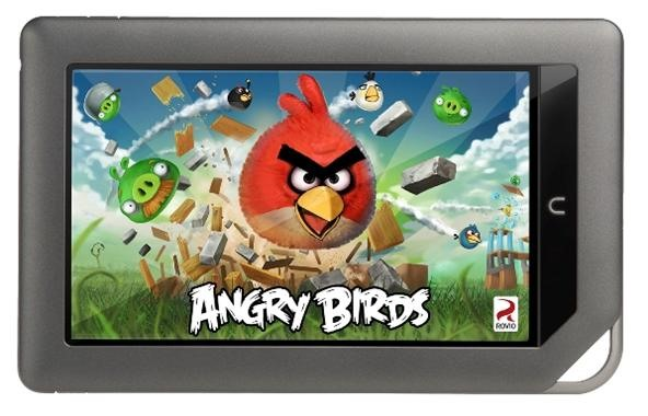 The Mighty Eagle Has Landed: Get the New Angry Birds Character for B&N's Nook Color