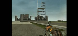Make a bomb/rocket in Garry's Mod for Half-Life