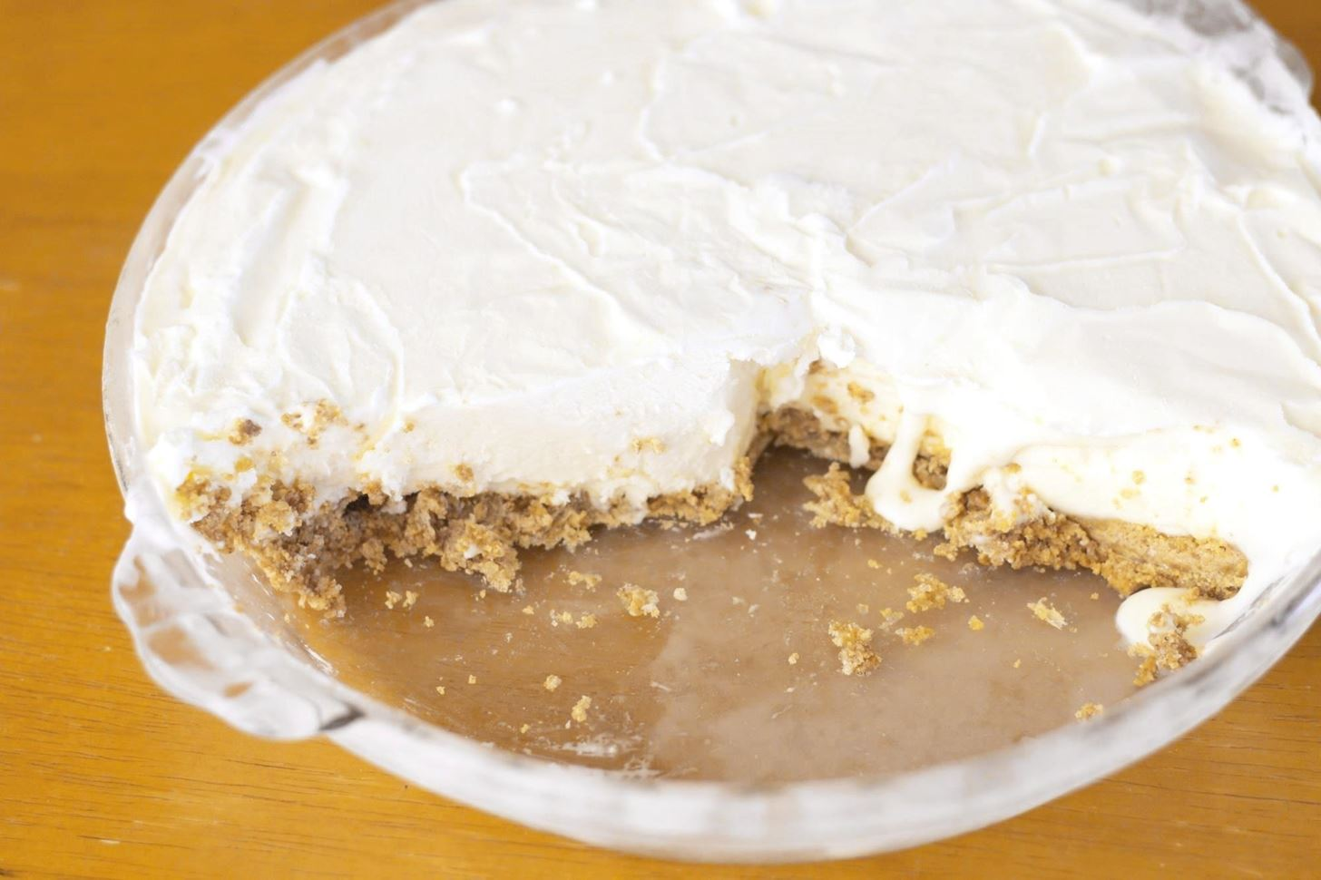 Grab a Can of Lemonade Concentrate for the Easiest Frozen Pie Ever
