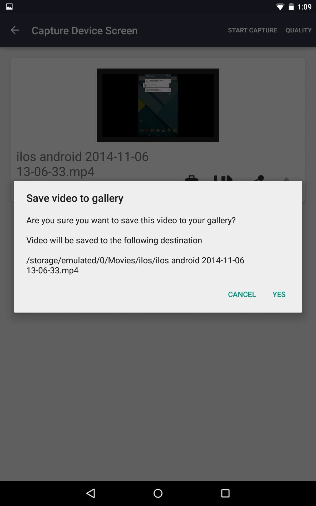 The Easiest Way to Record Your Screen in Android Lollipop