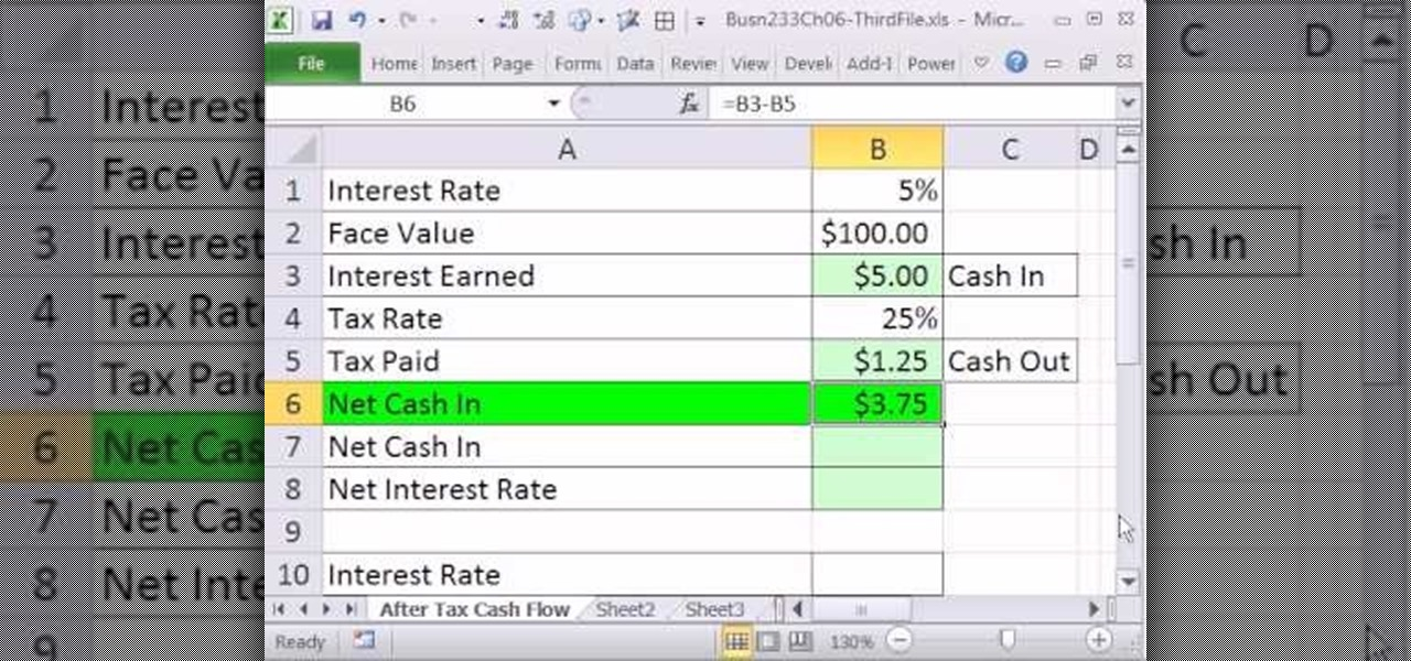 how to calculate interest revenue and interest expense in