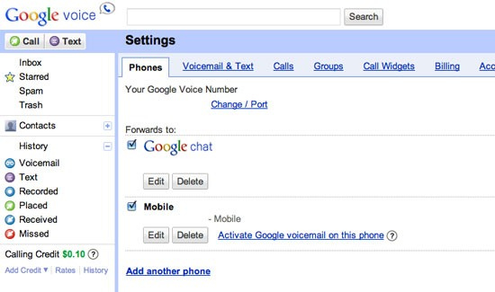 How to Port Your Mobile Phone Number to Google Voice « Smartphones