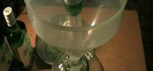 Make sloe gin