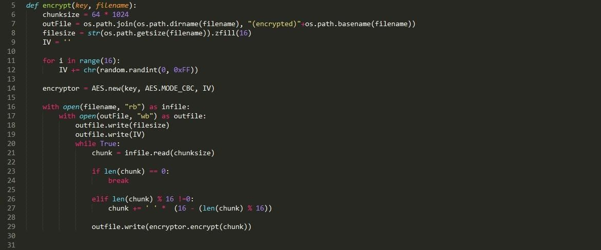 How to Create an Encryption Program with Python « Null Byte