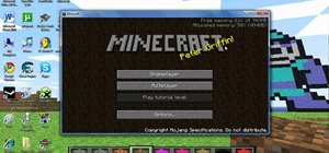 Use a different person's save file in Minecraft