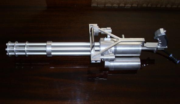 HowTo: 16,000 Round Airsoft Machine Gun