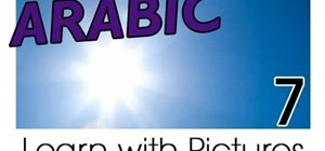 Learn the vocabulary of weather in Arabic