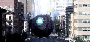 Evil Pixels Demolish New York City