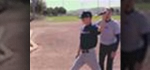 "Do the baseball ""shoulder 7"" decelerator exercise"