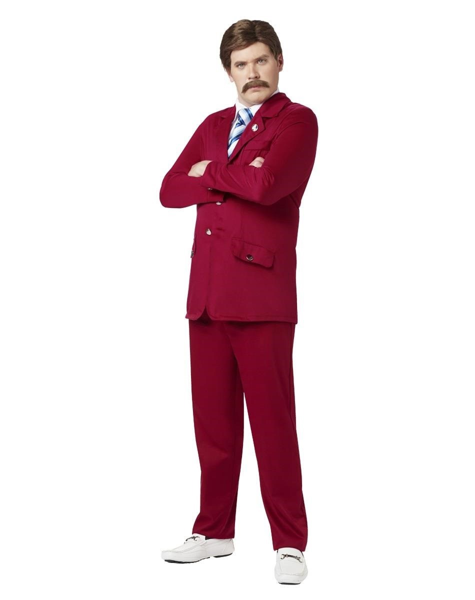 #5Anchorman  sc 1 st  Halloween Ideas - WonderHowTo & 10 Costumes That Will Get You Laid at Your Next Halloween Party ...