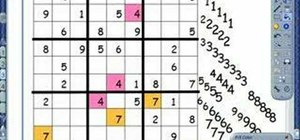 Play Sudoku as a beginner