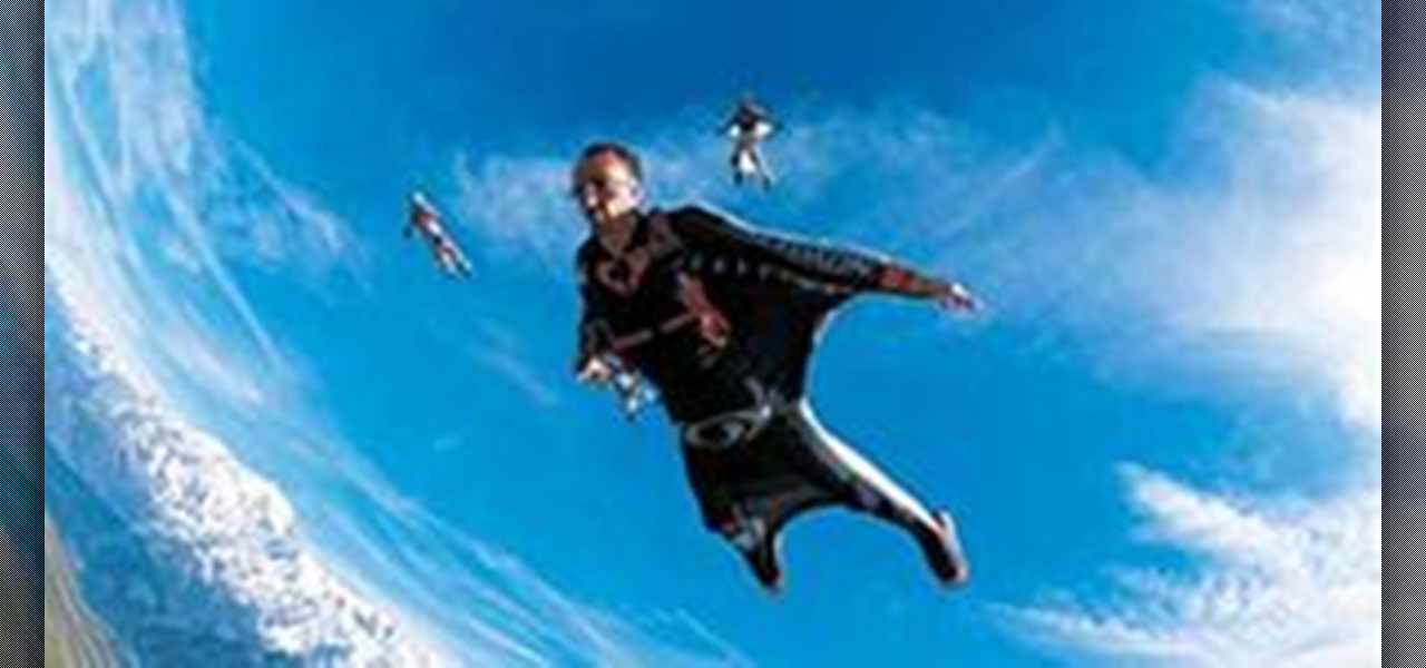 How to Base Jump, Skydive, & Fly Like a Bird in a Wingsuit ...
