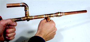 Make a Copper Marshmallow Shooter