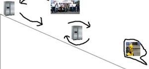Refrigerator Downhill