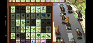 Get instant seed refills on Plants vs Zombies (11/23/2010)