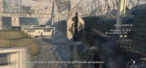 Hack Modern Warfare 2 for all Special Ops missions