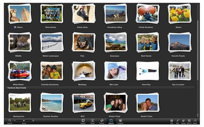 Image Gallery iphoto a...
