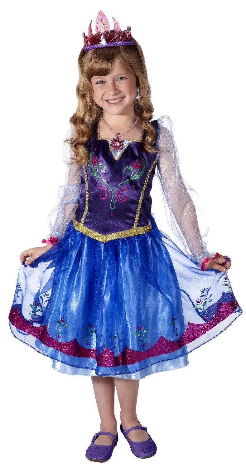 Donu0027t Have Time for DIY? Just Buy.  sc 1 st  Halloween Ideas - WonderHowTo & DIY Princess Anna Costume u0026 Makeup from Disneyu0027s Frozen « Halloween ...
