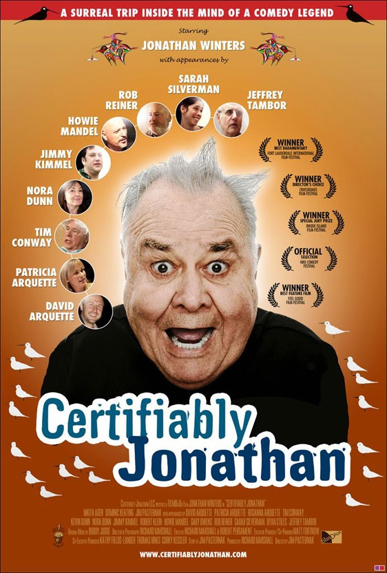 Certifiably Jonathan (2007)