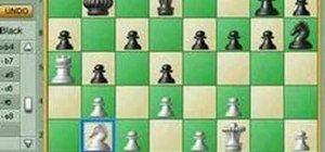 Play a live chess blitz game