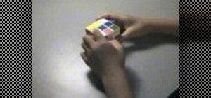 Solve the Rubik's Cube's F2L with the Fridrich Method