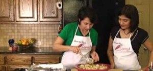 Make Indian chicken biryani with rice