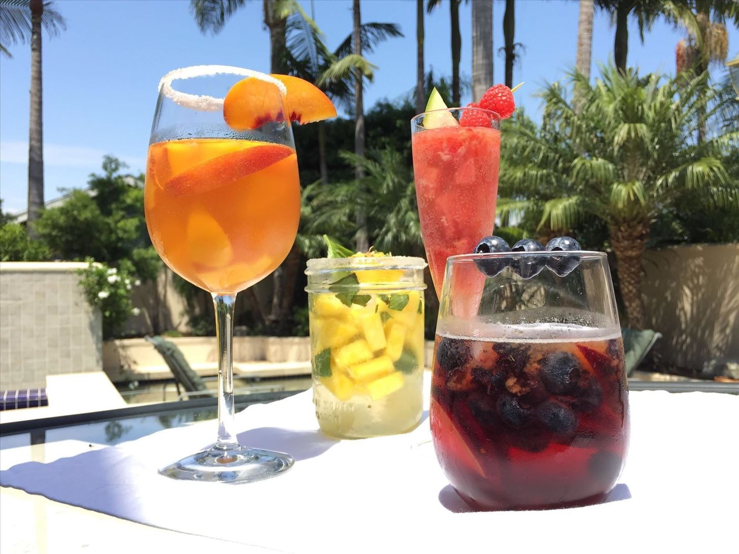 4 Refreshing Sangria Variations to Make Summer Even Better
