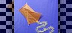 Make a suruga kite