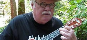 Play the most commonly-used ukulele chords