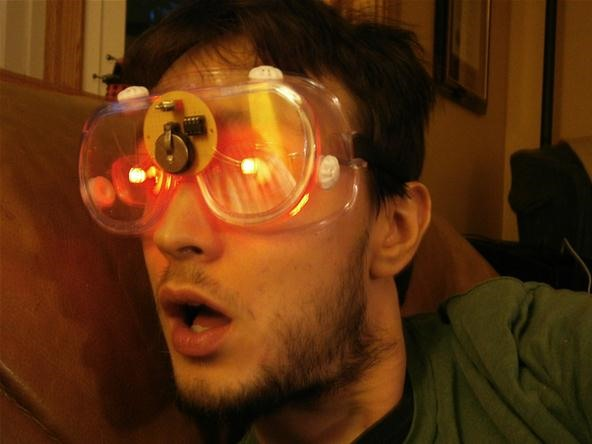 Inception in Real Life: Make These Lucid Dreaming Glasses and Take Control of Your Dreams