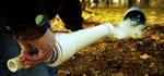 How to Make a Powerful PVC Air Cannon with Coaxial Piston Valve