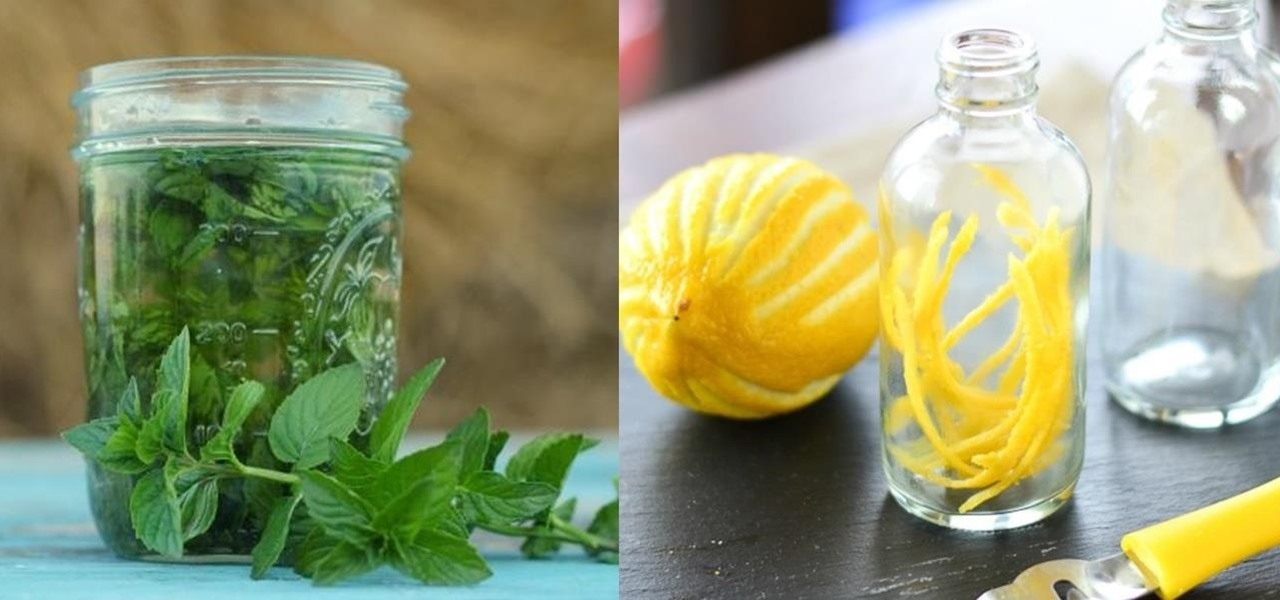 Make Homemade Flavored Extracts for Baking & Cooking