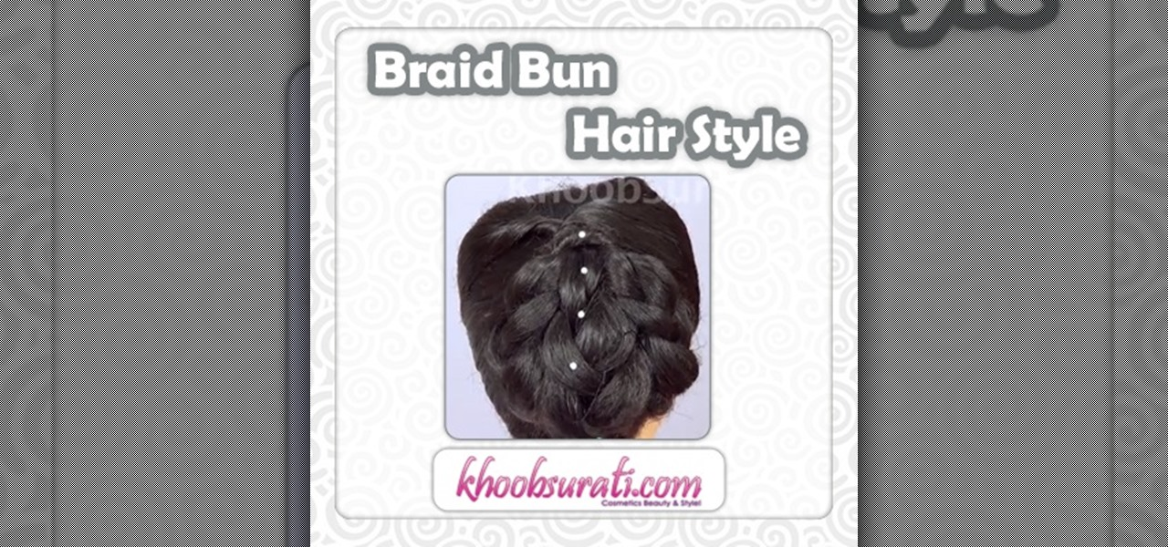 Do Braid Bun Hair Style