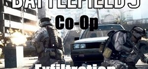 Beat the 'Exfiltration' co-op mission in Battlefield 3